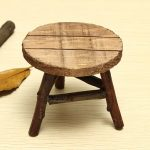 Zakka Mini Chair Mini Desk Photography Props