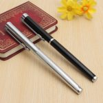 JinHao 126 Silver Fine Nib Fountain Pen