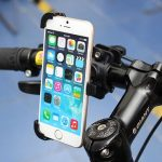 360 Rotating Bicycle Motorcycle Bike Mount Holder Cradle For iPhone 6