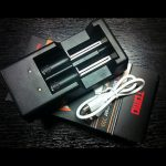 TOMO V6-2 Intelligent USB Charger 1.2V 3.7V For 18650 16340 AA Battery