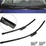 Front Windscreen Wiper Blades For RENAULT MEGANE 05-08 24/18 Inch