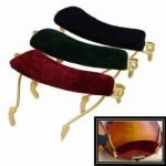 3 Colors Professional Soft Spring Shoulder Rest Pad for 3/4 4/4 Size Violin