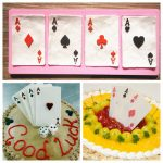 Poker Cards Silicone Fandant Mold Chocolate Polymer Clay Mould