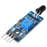 4Pin IR Flame Detection Sensor Module For Arduino