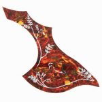1Pcs Acoustic Guitar Anti-Scratch Folk Pickguard Guard Plate