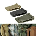 Molle Tactical Backpack Strap Webbing Connecting Buckle Clip