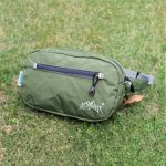Outdoor Sports Camping Traveling Waterproof Folding Waist Bag
