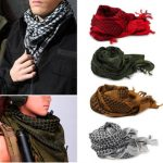 Outdoor Unisex Neck Scarf Head Shawl Cover Face Veil Wrap For Camping Hiking Cycling Travel