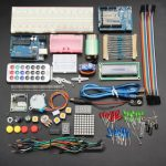 Geekcreit UNO R3 Basic Starter Learning Kit Upgrade Version For Arduino
