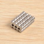 50pcs N40 D3x3mm Neodymium Magnets Rare Earth Magnet