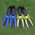 High Flexibility Rubber Swimming Fins Submersible Flippers