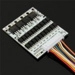 10 String 36V Li-ion Cell 40A w/ Balance Battery Protection Module Board