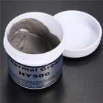 HY510 100g Grey Thermal Conductive Grease Paste For PC CPU GPU Cooling Heatsink