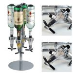 Wall Mounted Wine Dispenser Beer Cocktail Juice Dispensers Bar Home Pourer Machine