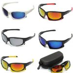 UV400 Polarized Sunglasses Sports Outdoor Cycling Bicycle Bike Goggles Glasses