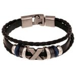 Handmade Multilayer Braided Leather Bracelet Wristband For Men Women