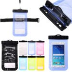 Universal Waterproof IPX8 Underwater Dry Bag Pouch Case For Mobile Phone Under 6 Inch