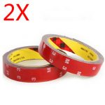 2 x 3m Ultrathin Waterproof Protect ESC board Double-Sided Tapes