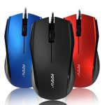 MS A9 USB Wired 1200DPI 3D Optical Gaming Mouse