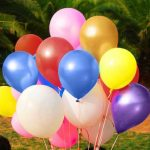 100pcs Wedding Party Latex Balloons Pearl Balloon Birthday Festival Pearl Balloon