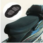 Motorbike Scooter Anti-slip Breathable Mesh Seat Saddle Cover XL Size