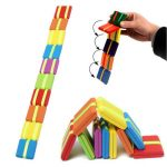 20PCS Multicolor Wooden Magical Game Children Education Creative Toy