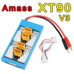 Amass V3 XT90 Plug Lipo Parallel Charger Board PL8 Balance Cable