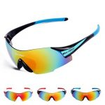 WOLFBIKE Outdoor Bicycle Riding Glasses Riding Sports Windproof Glasses