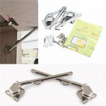 Lift Up Strut Lid Support Flap Door Stay Hydraulic Stays for Kitchen Cupboard Cabinet