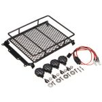 AUSTAR Metal Car LED Frame AX-513 For RC Car