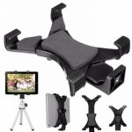 Tripod Mount Holder Bracket 1/4 Inch Thread Adapter For 7~10.1 Inch Tablet