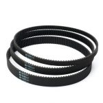 """HTD5M-600 Timing Belt Drive Rubber Arc Teeth 10/15/20mm Width 1/5"""" Pitch For 3D Printer"""