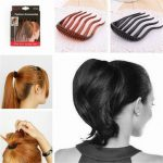 Volume Inserts Hair Clip Bumpits Comb Fashion Accessories