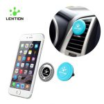 LENTION Magnetic Mobile Phone Car Mount 360 Rotation Cradles Holders For iPhone Xiaomi Smartphones Universal