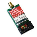 ImmersionRC Raceband 5.8GHz 200mW AV Transmitter Module for FatShark