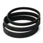 """HTD5M-400 Timing Belt Rubber Drive Arc Teeth 10/15/20mm Width 1/5"""" Pitch For 3D Printer"""