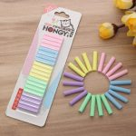 20 Refills for Electric Battery Operated Pencil Eraser Rubber Pen 5 Colors School Supplies Stationer