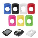 2.95×1.96inch Silicone Gel Skin Case Cover Fit for Garmin Edge 520 GPS Cycling Computer FS