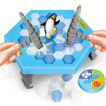 Ice Breaking Save The Penguin Great Family Fun Game