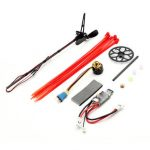 Walkera Mini Super GCP Cp Black Gold M5 Upgrade Brushless Kit KV12000