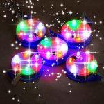 6 Headband Lamp Switch Kite Lights Shinning Led Light for Large Kites with Switch