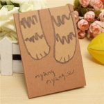 1PCs Portable Mini Retro Blank Diary Notebook Memo Paper Book Stationery Gifts