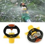 1/2 Inch Butterfly Rotatable Sprinkler Head Garden Lawn Watering Irrigation Spray Nozzle
