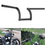 7/8inch Handle Z-Bar Metal Drag Strip Handlebar Universal For Motorcycle Scooter