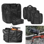 """Bicycle Bike Folding Carrier Bag Carry Cover for Dahon 14""""-20"""" Mountain Holder"""