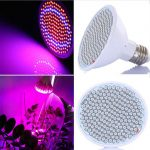 20W E27 166 Red 34 Blue LED Grow Light Plant Lamp Bulb Garden Greenhouse Plant Seedling Light