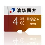 THTF 4GB Class10 Micro SD Micro SDHC TF Card Memory Card for Mobile Phone Tachograph PSP Speaker