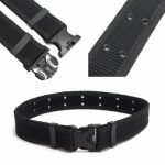 Outdoor Adjustable Waist Belt Strap Hunting Survival Buckle Clip Strap