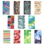 25 48cm Bandanas Zandanas Head Wear Wrap Scarf Wrist Band Multi-use
