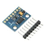 5Pcs GY-511 LSM303DLHC E-Compass 3 Axis Magnetometer And 3 Axis Accelerometer Module
